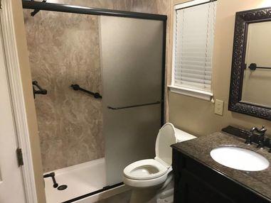 ... Bathroom Remodeling: Shower Conversion In Wetumpka, AL (6)