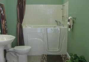 Complete Remodel to Walk in Tub in Wetumpka, AL