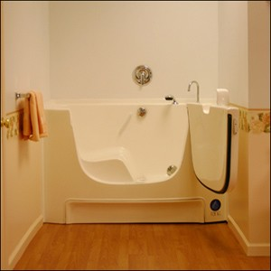 Wheelchair Accessible Tub in Birmingham, AL