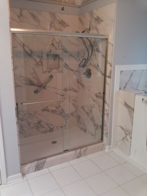 Bathroom Remodel with Walk In Tub in Huntsville AL (1)