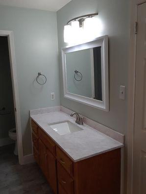 ... Before U0026 After Bathroom Remodel In Prattville, AL ...